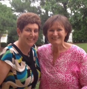 Marlene Ostrow and Me